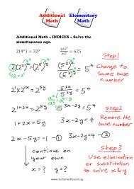 solving quadratic simultaneous equations worksheet tes tessshlo