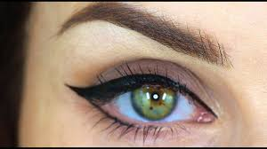 cat eye eyeliner sophia loren inspired tutorial