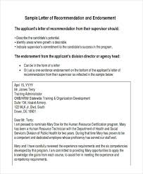 14 Sample Recommendation Letter Templates For Employee Sample