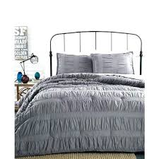 grey striped bedding charcoal gray sets