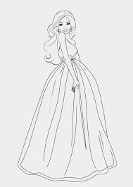 Awesome Barbie Cartoon Coloring Pages Coloring Pages