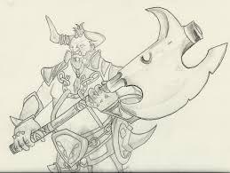 centaur warrunner by hyasiance on deviantart