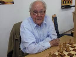 Horst Schrader, 84, und kein bisschen (schach)müde ... - Horst-Schrader