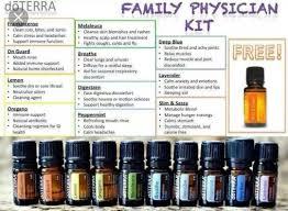 Doterra Family Physician Slim Sassy Enrollment Kit Health