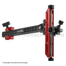 Axcel Achieve Rcbl Carbon Bar Recurve Sight