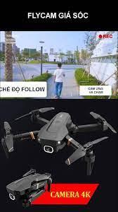 Flycam Mini- Hàng Chính Hãng Xách Tay 0389.888.049 - Flycam HJ95 Pro