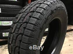 4 New 275 70r18 Crosswind A T Tires 275 70 18 2757018 R18 At