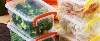 В чём хранить овощи, чтобы они оставались свежими и ...