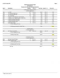 Free Contractor Invoice Template With Hvac Service Invoice ...