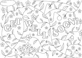 Feel Better Coloring Pages Combined With Feel Good Coloring Pages