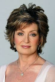 photos of short haircuts for older women 3