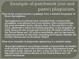did you write this an acc guide to avoiding plagiarism ppt  example of patchwork cut and paste plagiarism