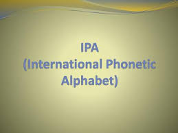 Ipa the phonetic representation of language this site is not affiliated with the international phonetic association. Ipa International Phonetic Alphabet Ppt Download