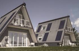 Foldable Houses Folding Pre Fab House Can Be Built Anywhere In 6 Hours