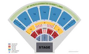 Tampa Fairgrounds Seating Chart Midflorida Credit Union Amphitheatre At The Fl State Fairgrounds Tampa Tickets Schedule Seating Chart Directions