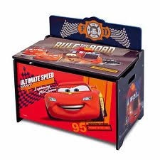 disney cars bedroom furniture. disney cars deluxe toy box indoor bedroom kids storage furniture