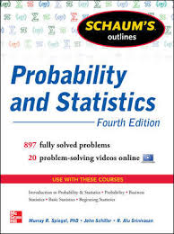 schaum s outline of probability and statistics th edition