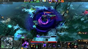 dota 2 enigma 5 man black hole comeback team wipe youtube
