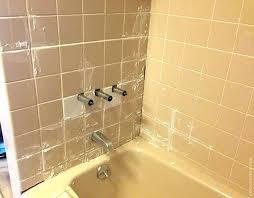 caulking silicone bathtub caulk ge clean up shower tile how grout