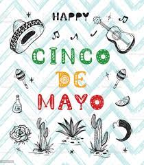 Mexico vector background. Happy Cinco ...