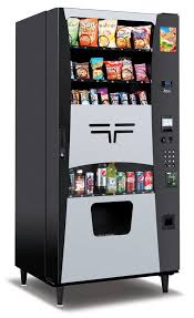 Fed X Gaming Vending Machine Mesmerizing ExtraLift Tom Murn's Via Touch Vending Machines Distributors