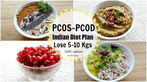 Pcos Diet Chart For Weight Loss Pcos Pcod Diet Lose Weight Fast 10 Kgs In 10 Days Indian Veg Meal Diet Plan For Weight Loss 4