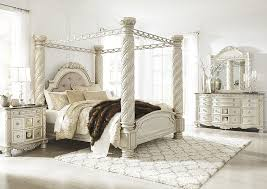 Bedroom Black Wood Canopy Bed Frame Queen Size Canopy Bed With ...
