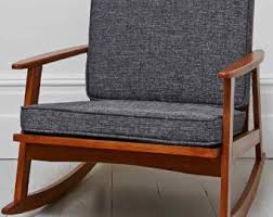 mad men furniture. CUSTOM - You Pick The Size Mid Century Modern Chair Cushions Mad Men Furniture D
