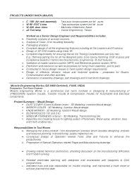 Gallery Of Manufacturing Test Engineer Resume Sample Manufacturing Amazing Manufacturing Engineer Resume