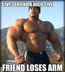The 20 Funniest Muscle Memes of 2012 via Relatably.com