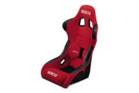 sparco fighter series racing seat