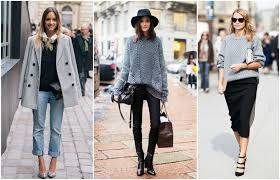 chic office style.  Style Grey To Chic Office Style U