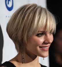 Image Coupe Courte Femme Cheveux Fins
