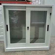 sliding glass door height