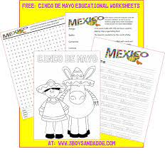Cinco de Mayo for Preschoolers ideas ...