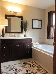 Small Bathroom Remodeling Guide 30 Pics  Small Bathroom 30th Small Brown Bathroom Color Ideas