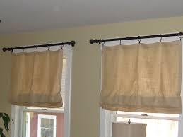 Burlap Window Treatments Bathroom  Cabinet Hardware Room Burlap Window Blinds