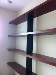 Impressive Floating Bookshelves method Tampa Contemporary Spaces Innovative  Designs with bookshelf bookshelves floating shelf open shelf wall ...