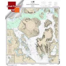 Home Page Navigational Charts Noaa Charts For U S Waters Alaska Charts Small Format Noaa Chart 17382 Zarembo Island And