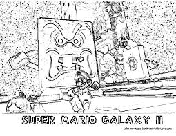 Small Picture mario galaxy 2 coloring pages 28 images mario coloring mario