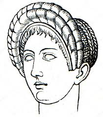 Ancient Roman Hair Style hair styles ancient rome woman hair styles 4995 by wearticles.com