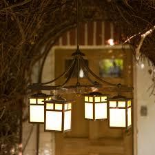 captivating kichler cv alameda outdoor chandelier bronzefinish outdoor hanging lights hayneedle in hanging solar lanterns for
