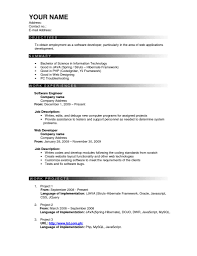 Most Effective Resume Format Effective Resume Format Enderrealtyparkco 5