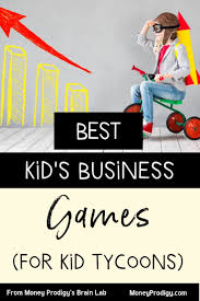 Fun Business Games 7 Of The Best Business Simulation Games For Kids Money Prodigy