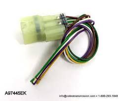 solenoid sensor cobra transmission a97445ek repair kit external wire harness toyota 350 series