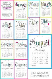 Template Monthly Calendar 2015 Free Printable Calendars And Planners 2015 Calendar Template