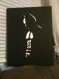 bleedingheart paint3 painting on black canvas paint1 paint4 home design 22