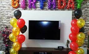 8 best ideas for birthday decoration at