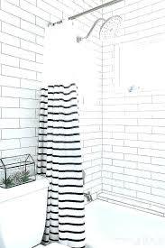 houzz black and white shower curtain shower curtain shower curtains navy white curtain beautiful interior new houzz black and white shower curtain