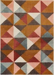 geometric rug pattern. Lexington Multi Modern Geometric Rug Pattern B